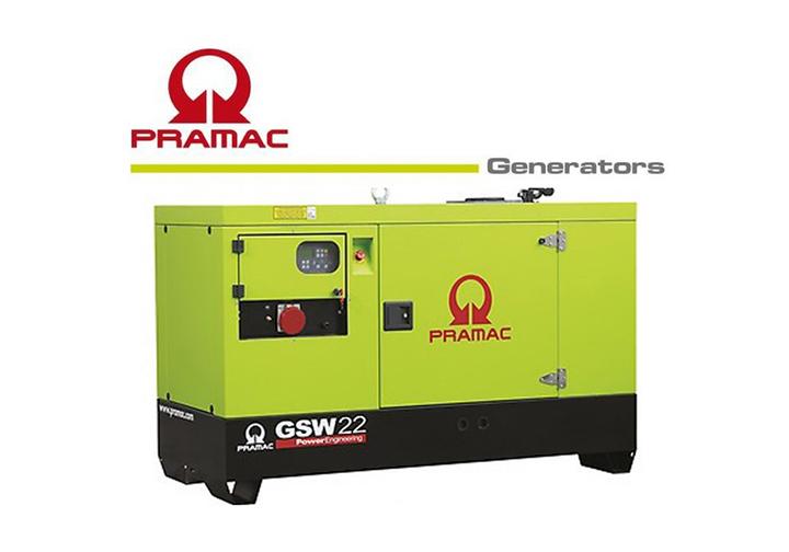 Generadores Pramac